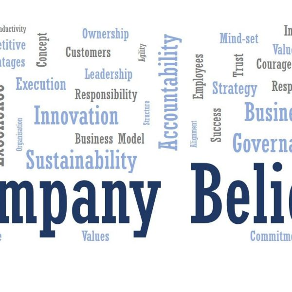 Company beliefs